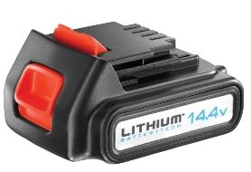 BLACK and DECKER akumulátor li-ion 14.4V 1.3Ah