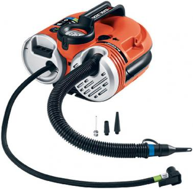 BLACK and DECKER ASI500 kompesor / pumpička