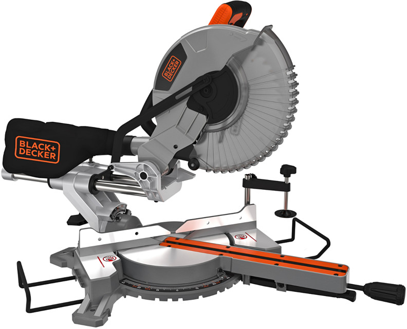 BLACK+DECKER BES710 pokosová pila 254mm