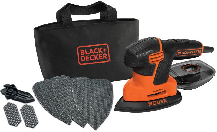 BLACK and DECKER KA2000 multibruska